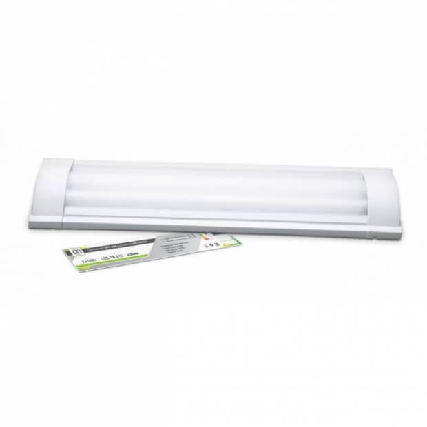 Светильник под светодиодную лампу SPO-405 2х18Вт 230В LED-Т8 G13 IP40 1200 мм LLT