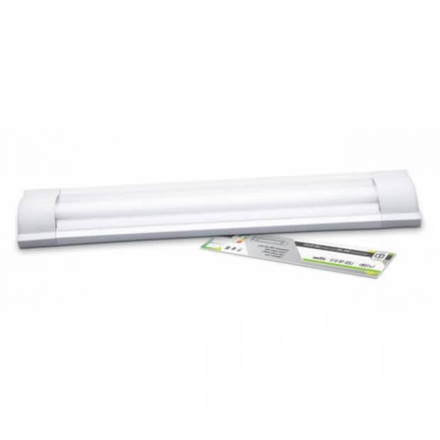 Светильник под светодиодную лампу SPO-406 1х10Вт 230В LED-Т8 G13 IP20 600 мм LLT