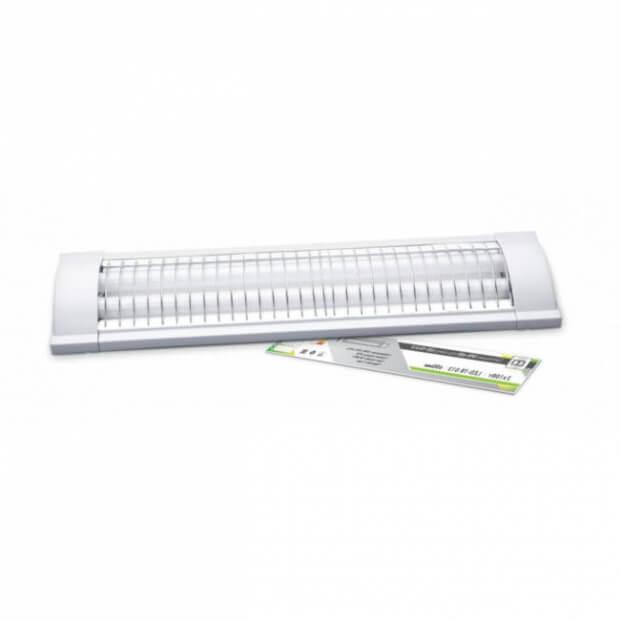 Светильник под светодиодную лампу SPO-406 2х18Вт 230В LED-Т8 G13 IP20 1200 мм LLT