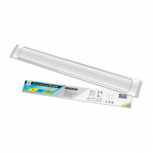 Светильник светодиодный SPO-108-PRO 18Вт 230В 4000К 1300Лм 600мм IP40 LLT