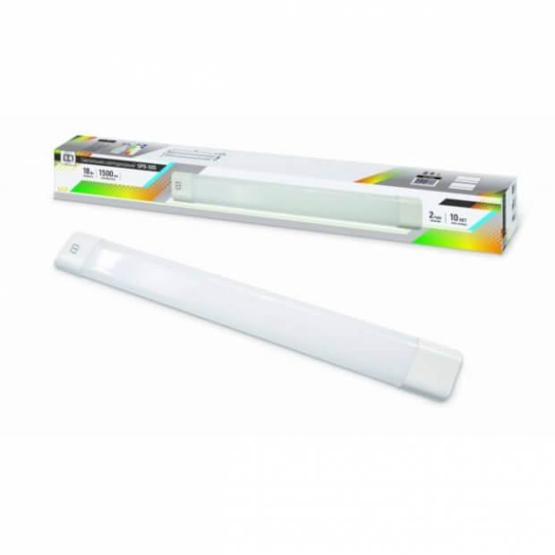 Светильник светодиодный SPO-505 18Вт 230В 6500К 1500Лм 600мм IP40 LLT