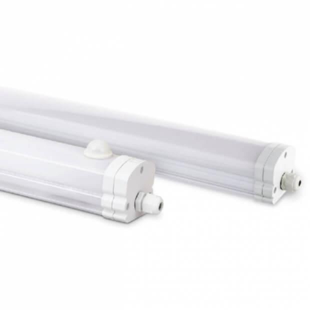 Светильник светодиодный герметичный ССП-158Д-PRO 18Вт 230В 6500К 1200Лм 570мм с датчиком движения IP65 LLT