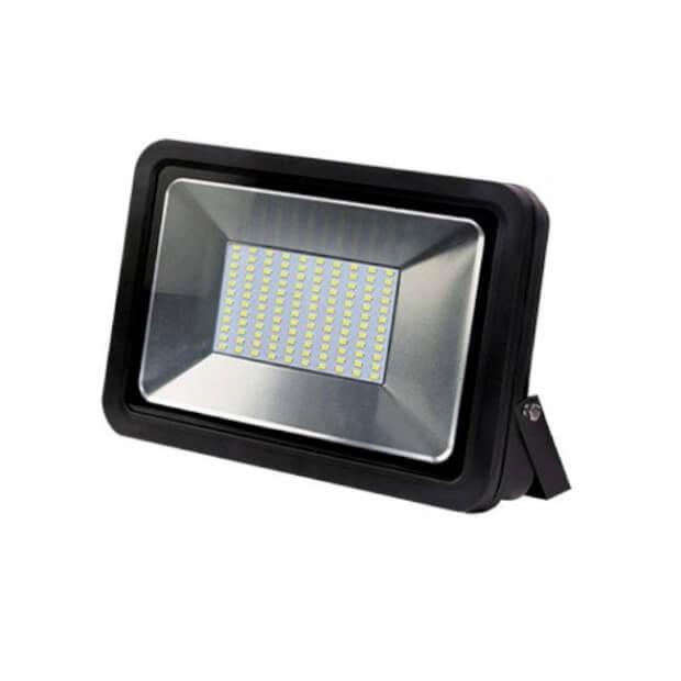 Прожектор СДО-07-30 светодиодный черный IP65 ASD