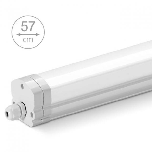 Светодиодный светильник 570 мм, IP 65, 18 Вт, 6500К