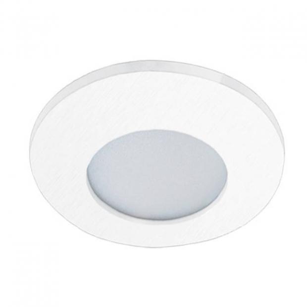 Светильник встраиваемый smd led белый 89*20