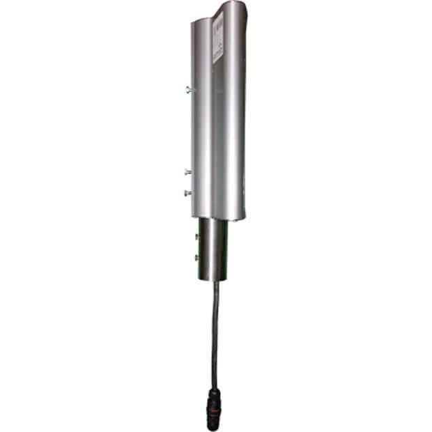 Уличный консольный светодиодный светильник STR 6228 135x50 80 421x193 5000K