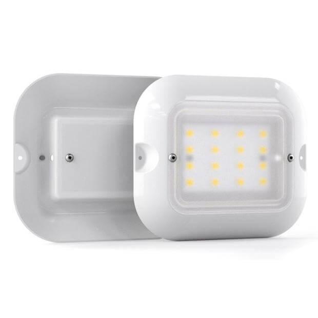 Светодиодный светильник HL ZCS 0929 6 144х124 4000К
