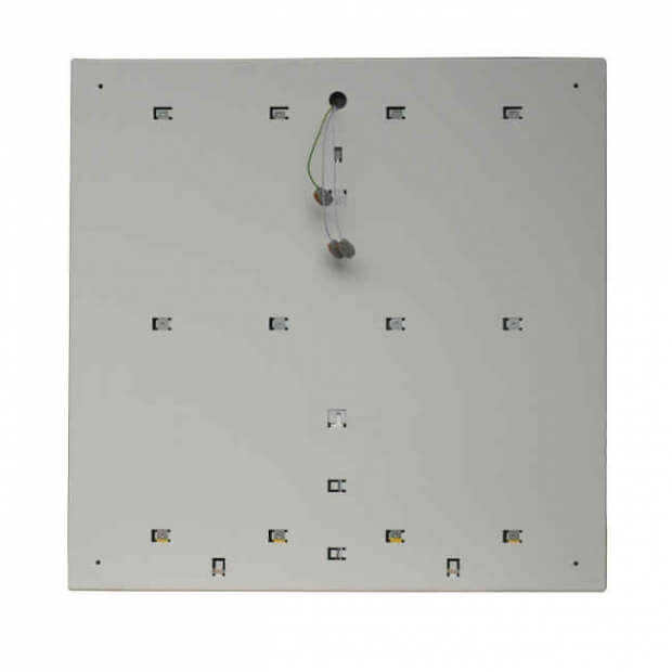 Светильник светодиодный универсальный Офис ДВО 36 Вт, 6000K, ip40, 595х595х40