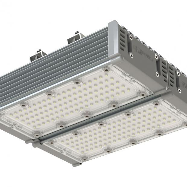 Светильник консольный  М-10, Модуль консоль К-2 128 вт, ip67