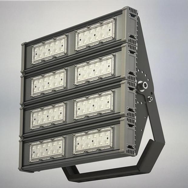 Прожектор светодиодный Chronos M-10, 400Вт, IP67