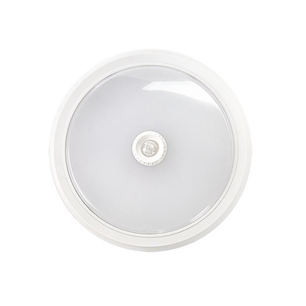 Светильник светодиодный СПБ-2Д 5Вт 160-260В 4000К 400лм IP40 155мм c датчиком белый