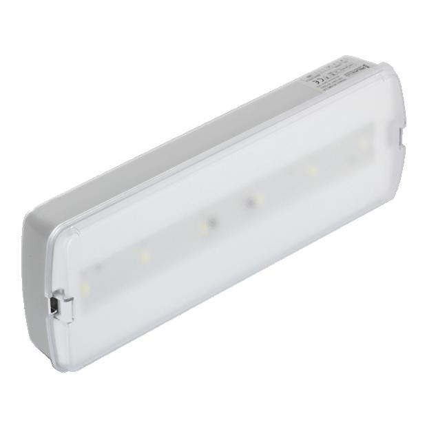 Светильник аварийный светодиодный непостоянного действия, Pelastus PL EML 1.0